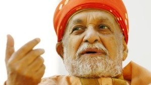 Guru, the late Satyananda Saraswati